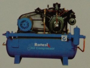 High Pressure Lubricated Air Compressor in  Sahibabad