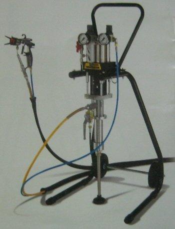Piston Pumps Spray Packs Machine