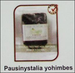 Pausinystalia Yohimbes