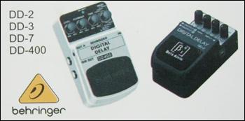 Dd2 Effect Processor