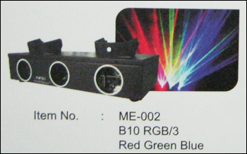 Me002 Laser Effects Machines