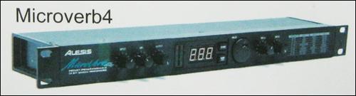 Microverb4 Effect Processor