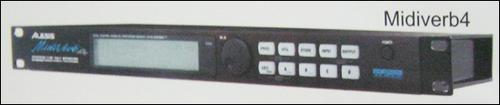 Midiverb4 Effect Processor