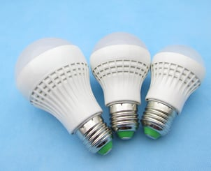 Dimmable RGB LED Bulb