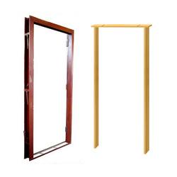Polish Wooden Door Frames in  Sachin