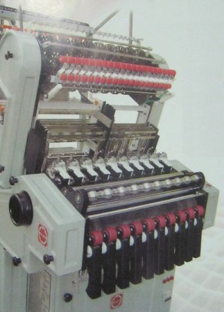 Automatic High Speed Needle Loom Machine - Shakti Vijay