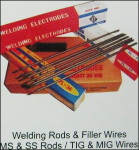 Welding Rods And Filler Wires