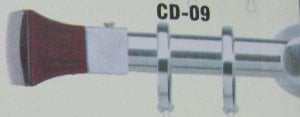 Steel Curtain Rods (CD-10)
