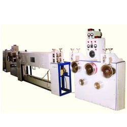 Pilot Extrusion Machine For Box Strappings