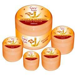 Honey Almonds Cream