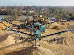 Sand Crusher