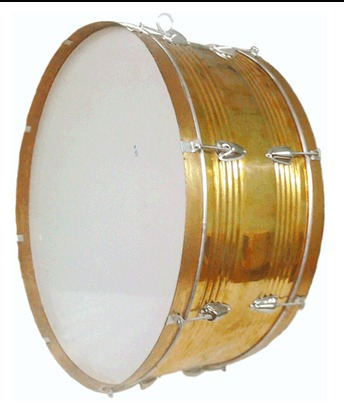 Brass Drum