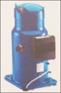 Sh Series Hvac-Commercial Scroll Compressors (7.5 Tr To 40 Tr)