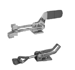 Stainless Steel Latch Clamp