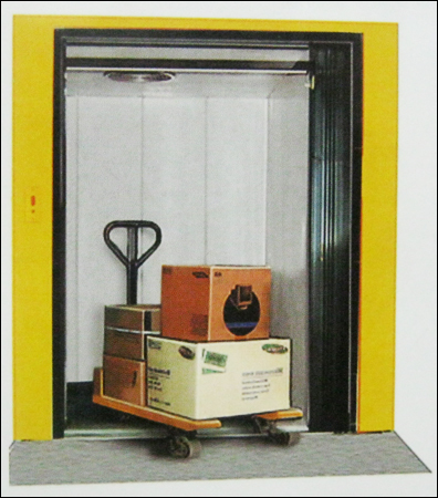 Wire Rope Goods Lifts