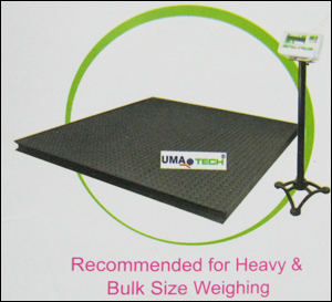 Heavy-Duty Industrial Floor Weighing Scales