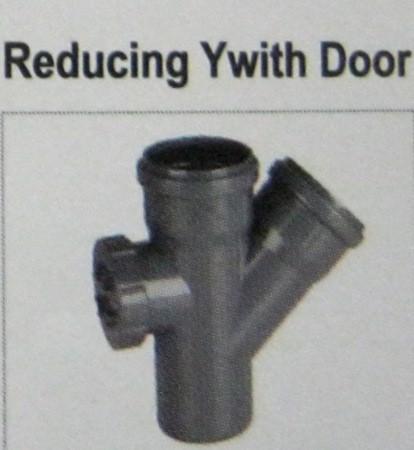 Swr Reducing - Y With Door
