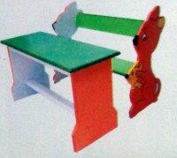 Play School Kids Bench (Ss 12)