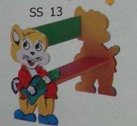Play School Kids Bench (Ss 13)
