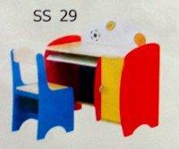 Play School Kids Bench (Ss 29)