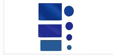 Furnace Observation Cobalt Blue Glass