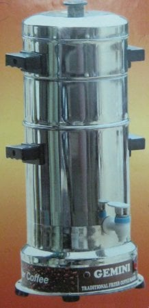 Modern Traditional Coffee Filter