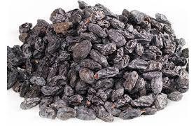Black Raisins With Seeds