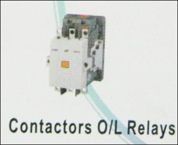 Contactors O/L Relays