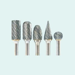 Solid Carbide Rotary Burrs