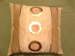 Silk Designer Cushion Cover