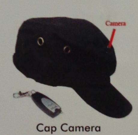 Cap Camera