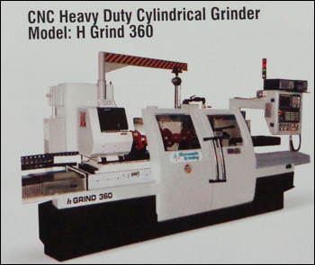 CNC Heavy Duty Cylindrical Grinders