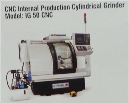 CNC Internal Production Cylindrical Grinders