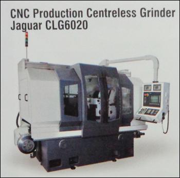 CNC Production Centreless Grinders