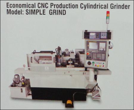 Economical CNC Production Cylindrical Grinder