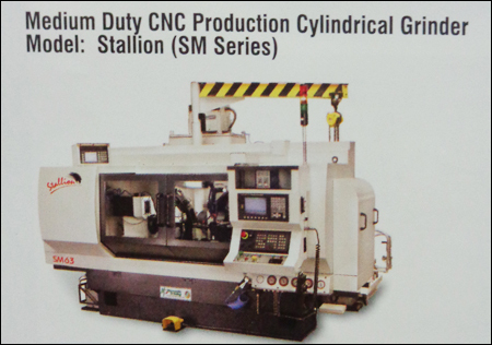 Medium Duty CNC Production Cylindrical Grinder in  Peenya Third Phase