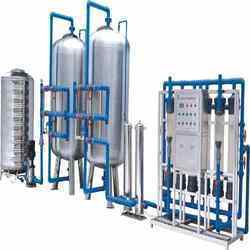 Mineral Water Treatment Plants