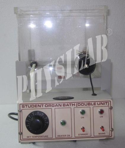 Student Organ Bath