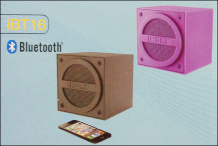 Bluetooth Rechargeable Mini Speaker