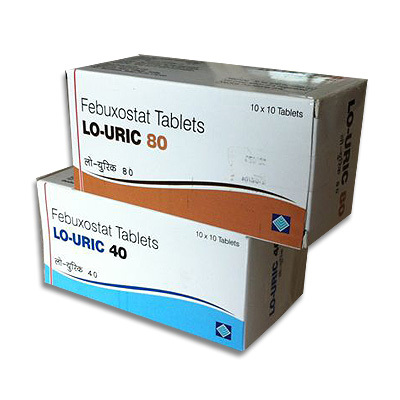 LO-URIC Tablets
