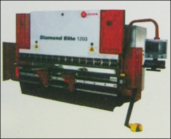 Diamond Series CNC Press Brake at Best Price in Gurugram