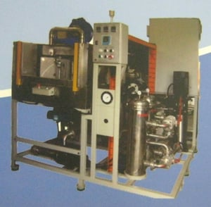 Indexing Parts Washer