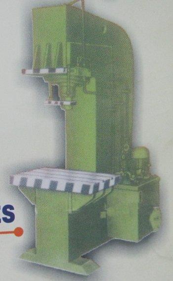 Open Throat & Straightening Hydraulic Presses