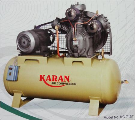 Air Compressor (Model No-Kc-715t)