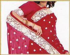 Fancy Embroidered Sarees