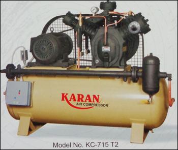 Multi Stage High Pressure Air Compressor (Model No. Kc-715 T2)