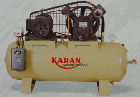 Two-Stage Heavy Duty Industrial Compressor (Model No. KC-7545)