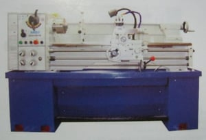 All Geared Precision Conventional Lathe