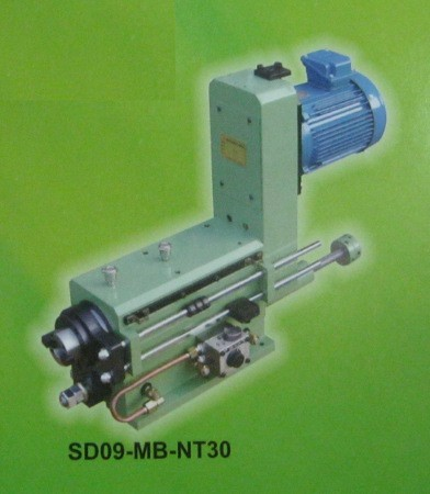 Drilling And Milling Spindle Head Hydraulic Type (Sd09-Mb-Nt30)