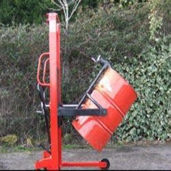 Hydraulic Barrel Stacker
